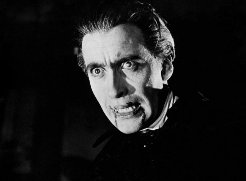 Filmowy Dracula - Christopher Lee wydaje metalową płytę