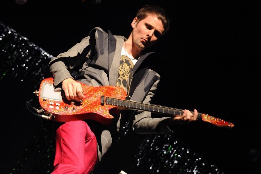 Najlepszy wykonawca rockowy: Muse