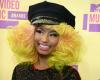 Nicki Minaj kolorowa jak zwykle