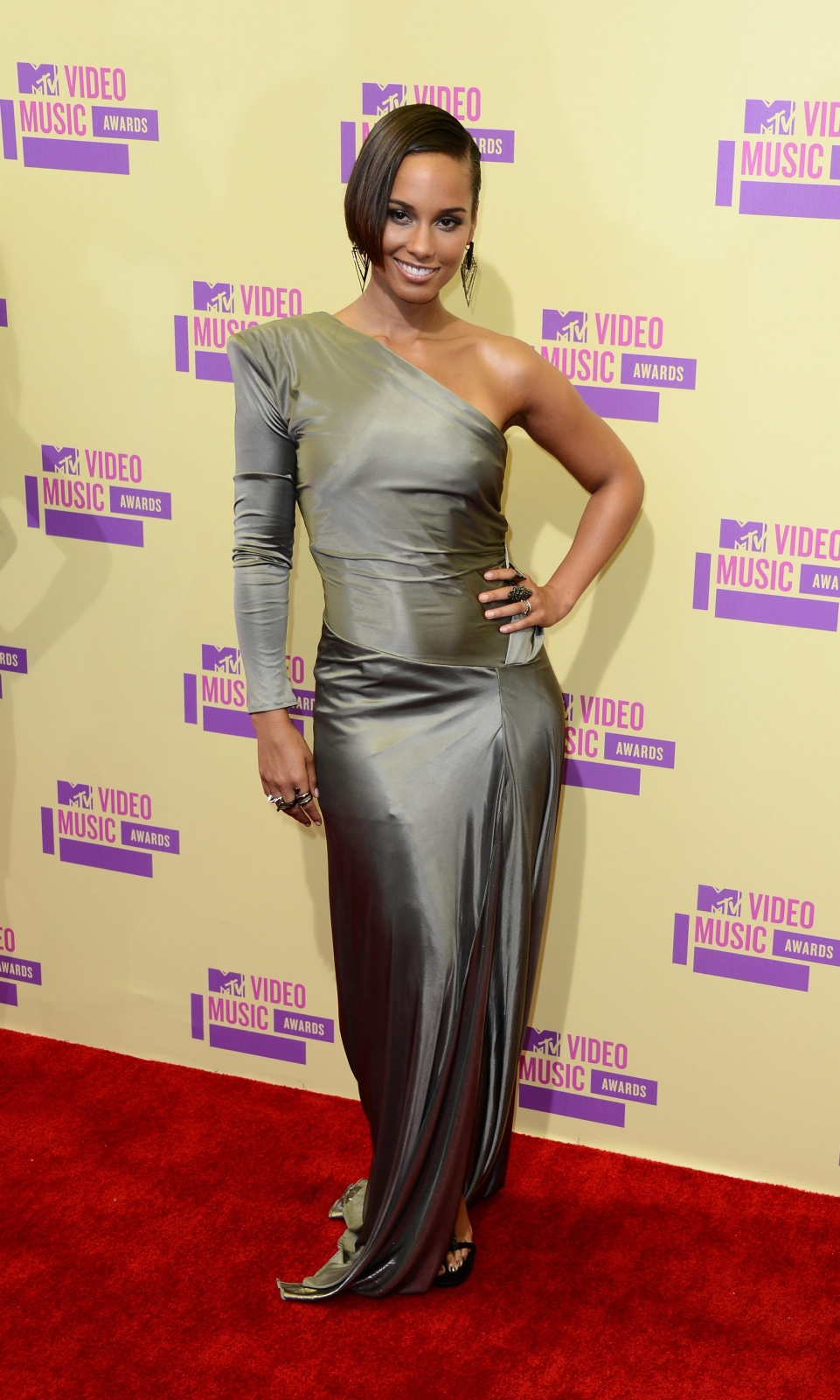 Alicia Keys na MTV Video Music Awards 2012