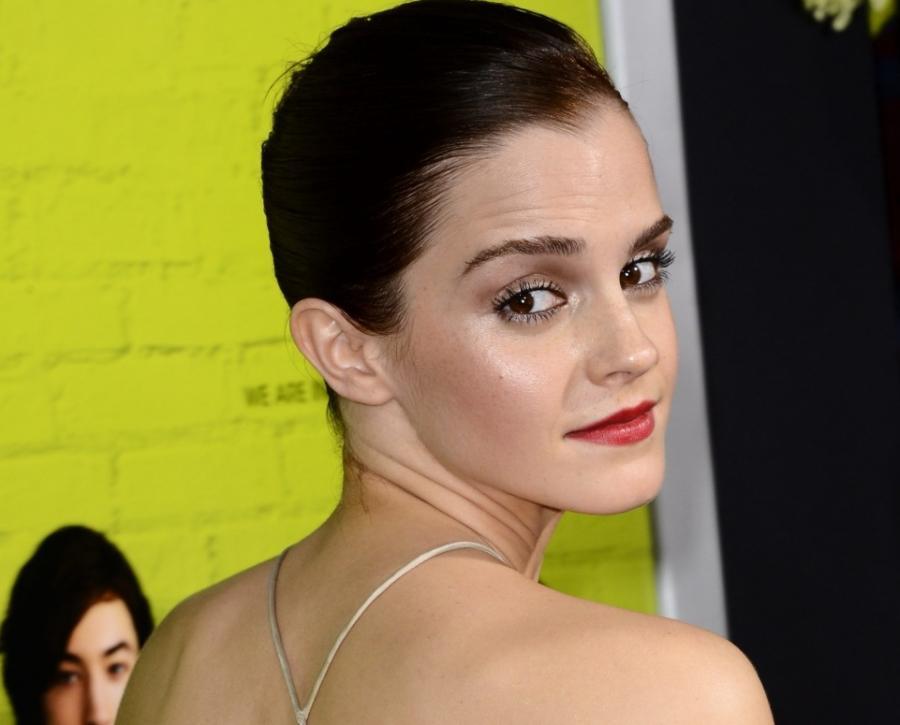 """Emma Watson na premierze """"The Perks of Being a Wallflower"""" w Hollywood – 10 września 2012"""