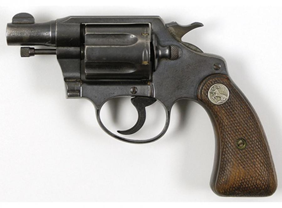 Colt .38