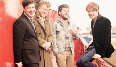 Mumford & Sons headlinerem Open'era 2015
