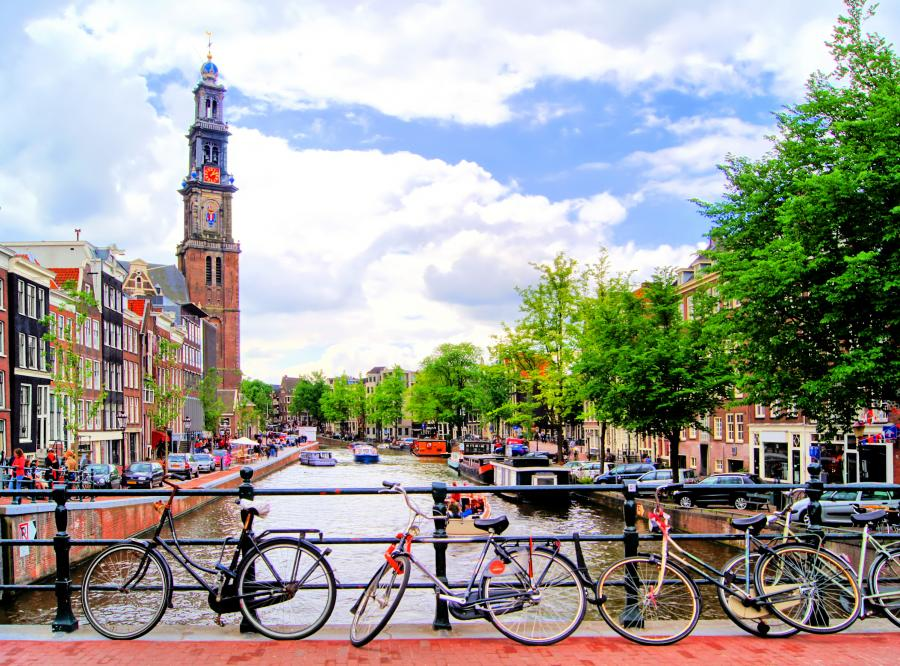 Miejsce 13 - Holandia
