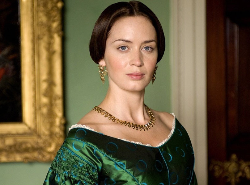 """The Young Victoria"" Emily Blunt"