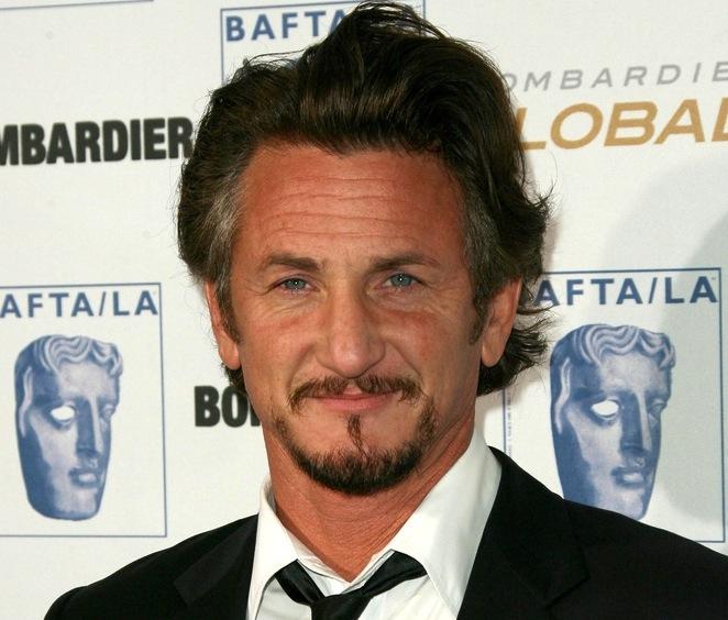 Sean Penn walczy ze stereotypami