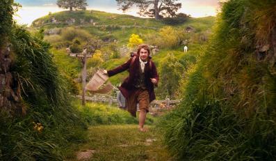 """Martin Freeman w filmie """"Hobbit: Niezwykła podróż"""""""