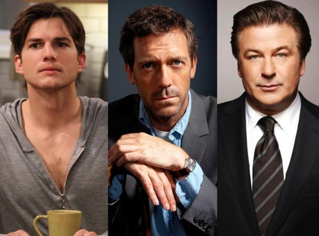 Ranking najlepiej zarabiających aktorów amerykańskiej telewizji