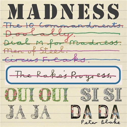 """Madness """"Oui Oui Si Si Ja Ja Da Da"""""""