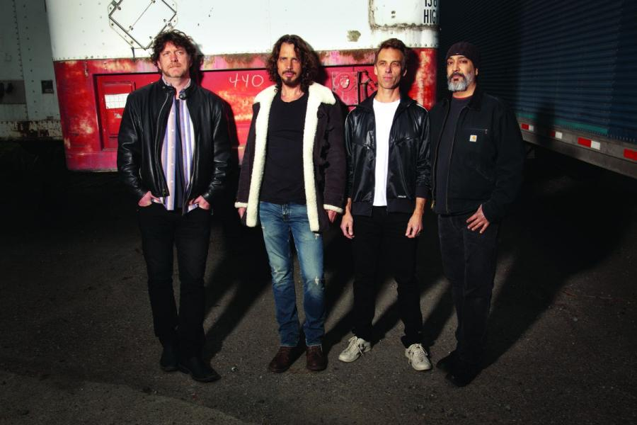 Muzycy Soundgarden planują urlop