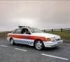 Radiowóz brytyjskiej policji