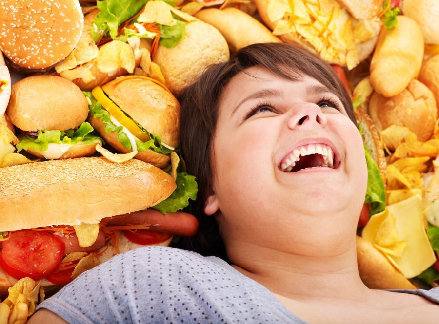 Amerykanie jedzą mniej fast foodów