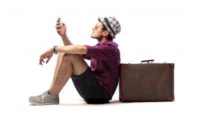 Nie wyglądaj, jak beztroski turysta na wakacjach