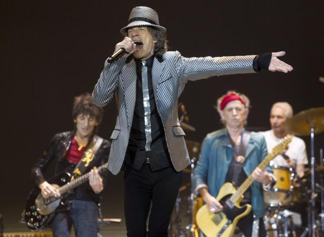 """The Rolling Stones ruszają w trasę """"50 and Counting"""""""