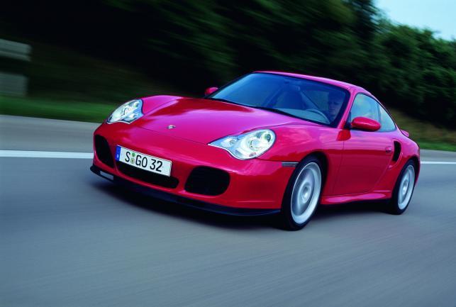Porsche 911 - 1. miejsce w kategorii aut 8-9 letnich