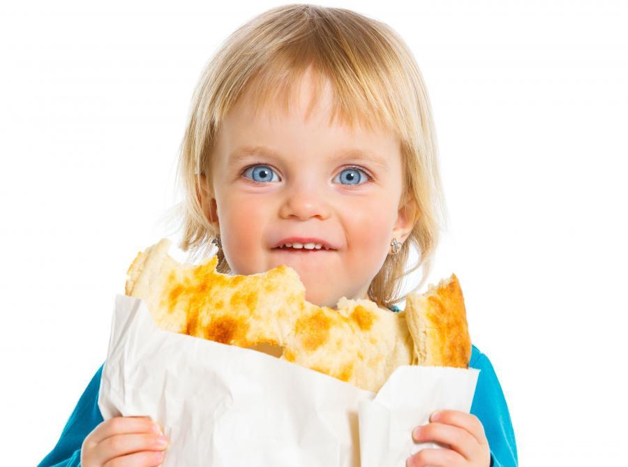 Dziecko chore na celiakię powinno być na diecie bezglutenowej