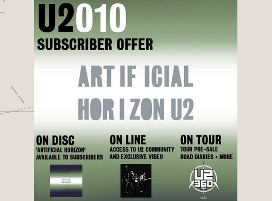Zremiksowane przeboje U2 już w sieci