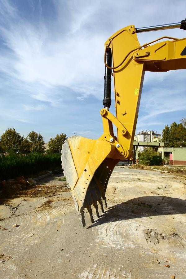 Budowa dogi - zdjęcie ilustracyjne