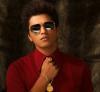 "Bruno Mars na zdjęciach z sesji do ""Unorthodox Jukebox"""