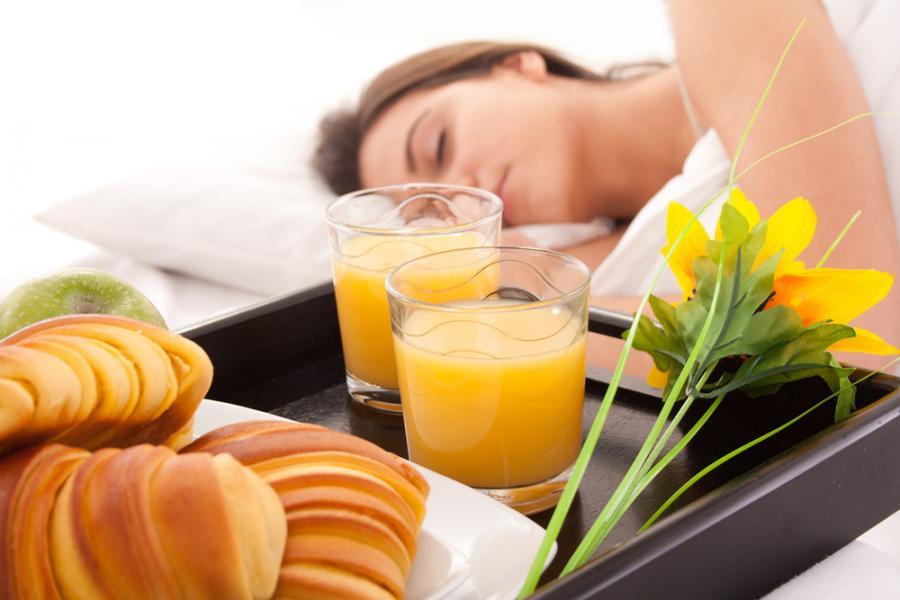 śniadanie Do łóżka 7 Propozycji Instruktaż