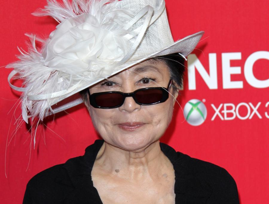 Yoko Ono już nie \