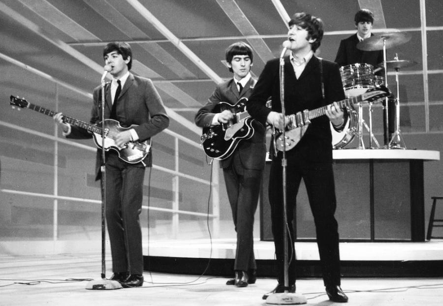 Debiutancki singiel The Beatles własnością publiczną