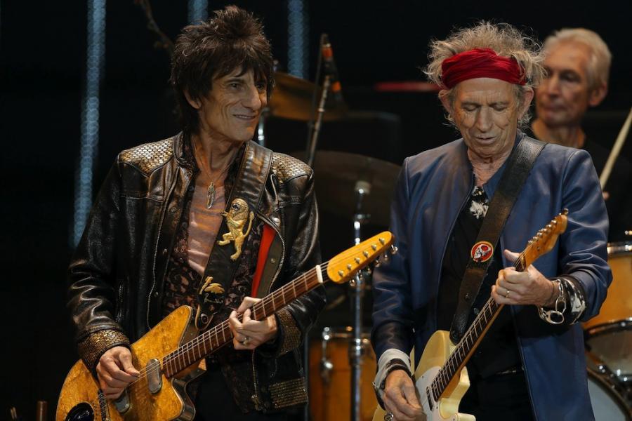 The Rolling Stones mają cztery nominacje do NME Awards