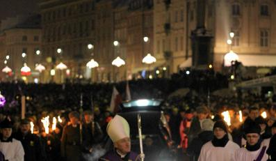 Pogrzeb Prymasa kard. Józefa Glempa