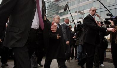 Jarosław Kaczyński nie chce już ochrony