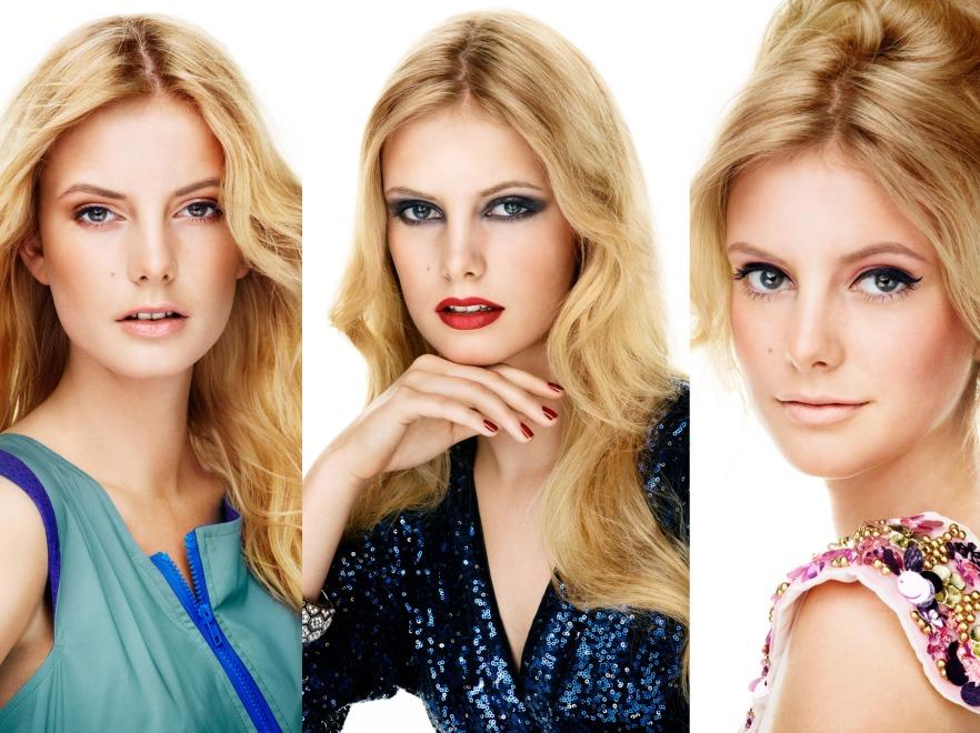 Makijaż Max Factor na sezon wiosna/lato 2012 inspirowany Gwyneth Paltrow