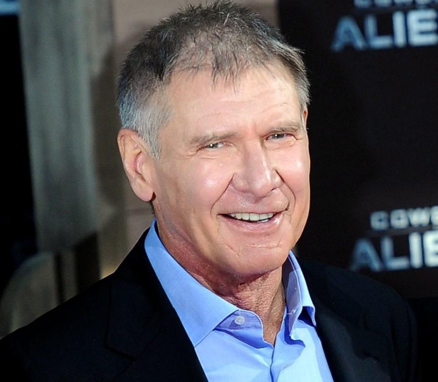 70-letni Harrison Ford znów zagra w \