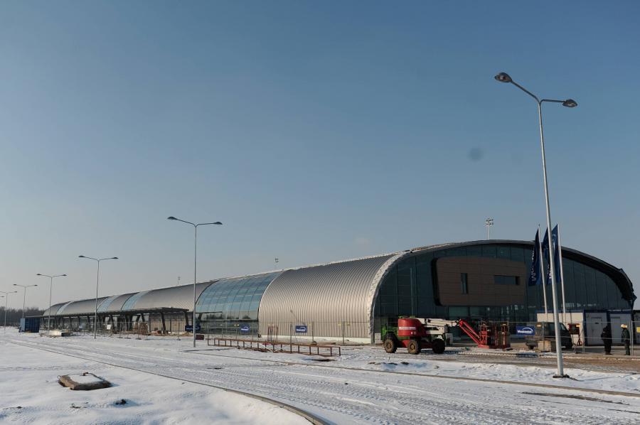 Port lotniczy w Modlinie