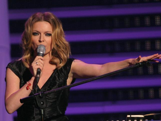 Anna Maria Jopek zaśpiewa przed Stingiem