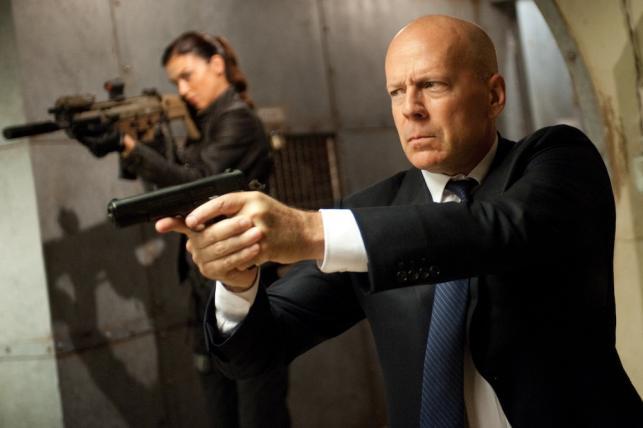"Bruce Willis w filmie ""G.I. Joe: Odwet"""