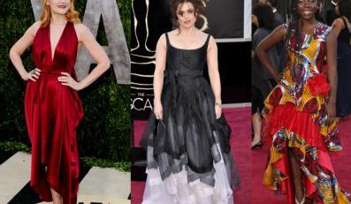 Patricia Clarkson, Helena Bonham Carter i Rachel Mwanza