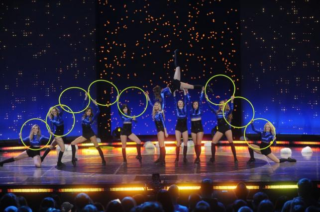 "Cheerleaderki z NBA w ""Got to dance"""