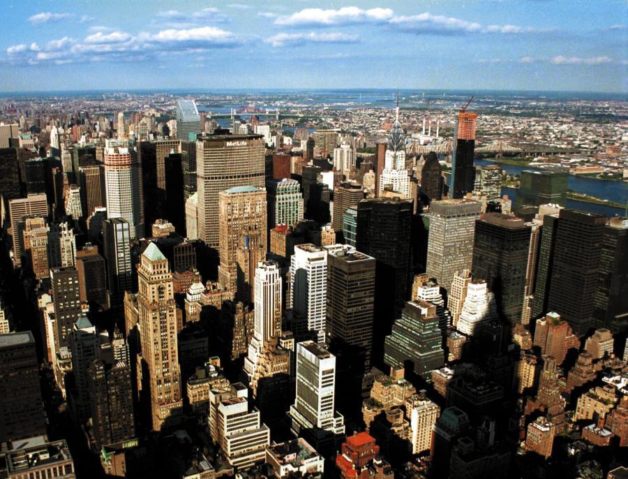 Wieżowce w USA
