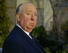 Alfred Hitchcock w 1968 roku