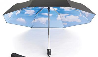 Pogodna parasolka na niepogodę