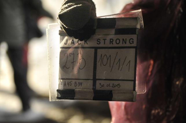 """""""Jack Strong"""" –ruszyły zdjęcia do nowego filmu Władysława Pasikowskiego"""