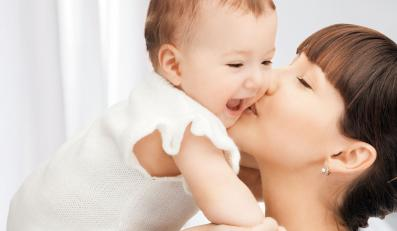 Mama i niemowlę