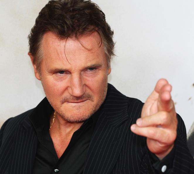 """Liam Neeson gwiazdą nowej """"Ucieczki z Nowego Jorku""""?"""
