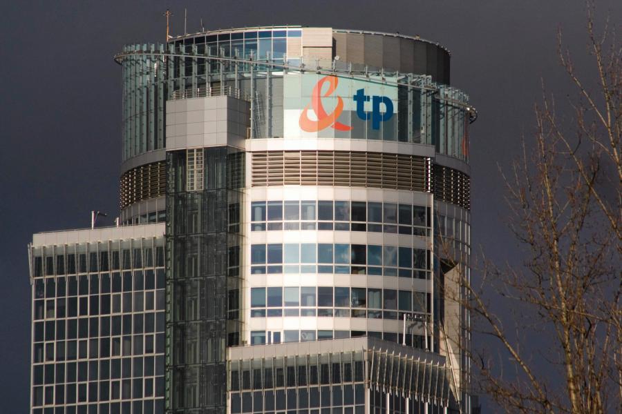 Budynek Telekomunikacji Polskiej w Warszawie