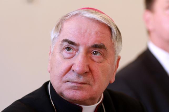 Abp Józef Kowalczyk to były nuncjusz, dziś metropolita gnieźnieński