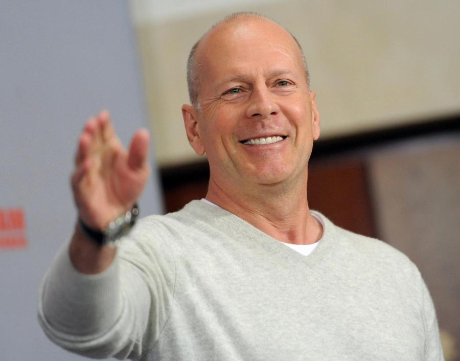 Bruce Willis zagrać w nowym Bondzie
