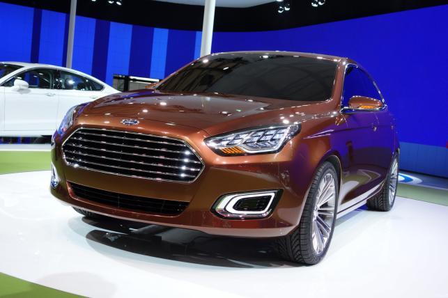 Ford escort concept