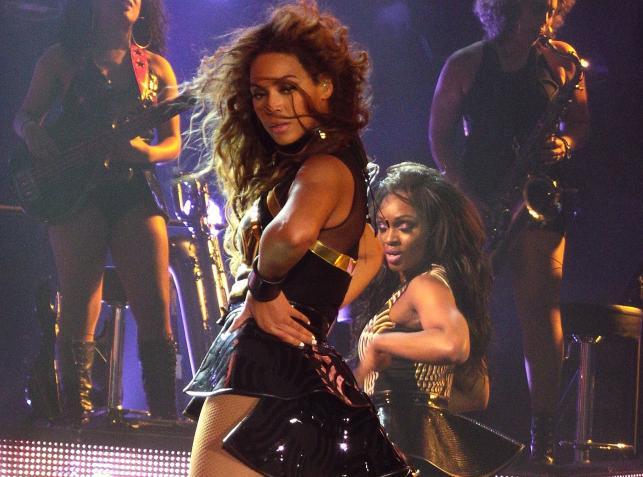 Beyoncé na Orange Warsaw Festival 2013