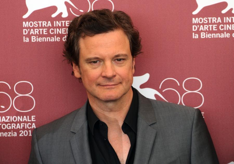 Colin Firth zagra główną rolę w \