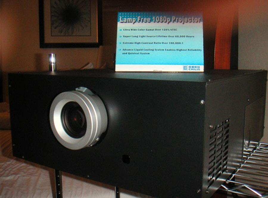 Pierwszy projektor 1080p bez wymiennej lampy