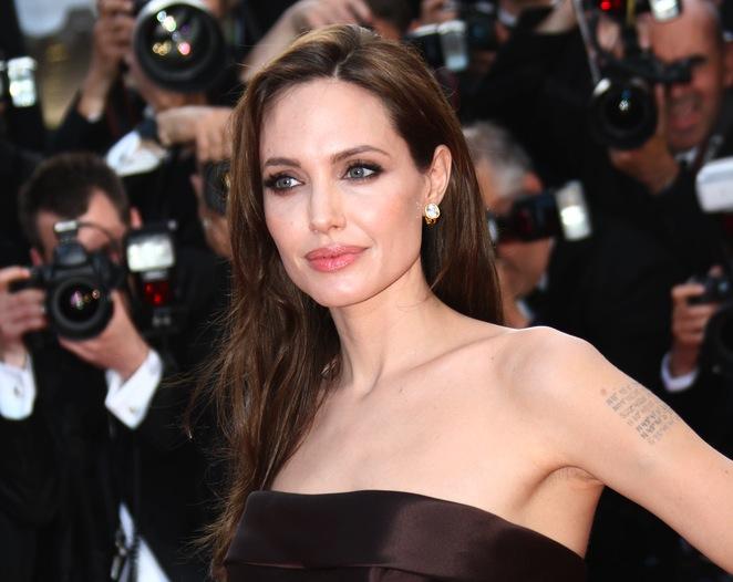 5. Angelina Jolie (18 milionów dolarów)